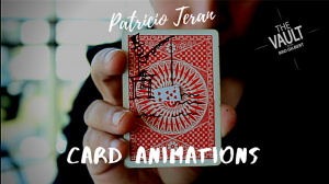 The Vault - Card Animations by Patricio Teran