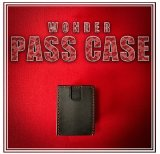 Wonder Pass Case by King of Magic