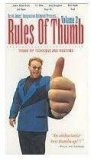 Rules of Thumb by Kevin James 3 Volume set