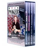 The Poker Card and Chip Handling 4 Volumes by Rich Ferguson