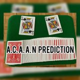 A.C.A.A.N PREDICTION BY CRISTIAN CICCONE (Instant Download)