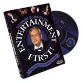 Entertainment First by George Schindler