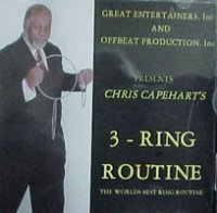 3 Ring Routine by Chris Capehart