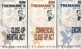 Comercial Close Up Act by Jon Tremaine 3 Volume set