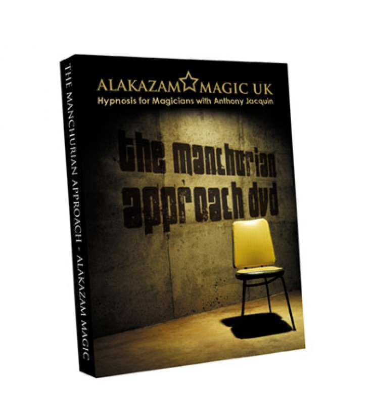 The Manchurian Approach By Anthony Jacquin : newdlmagicstore